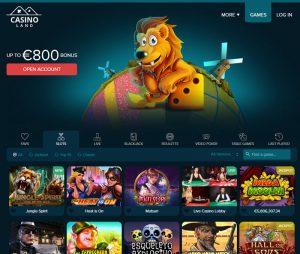 Casinoland screenshot